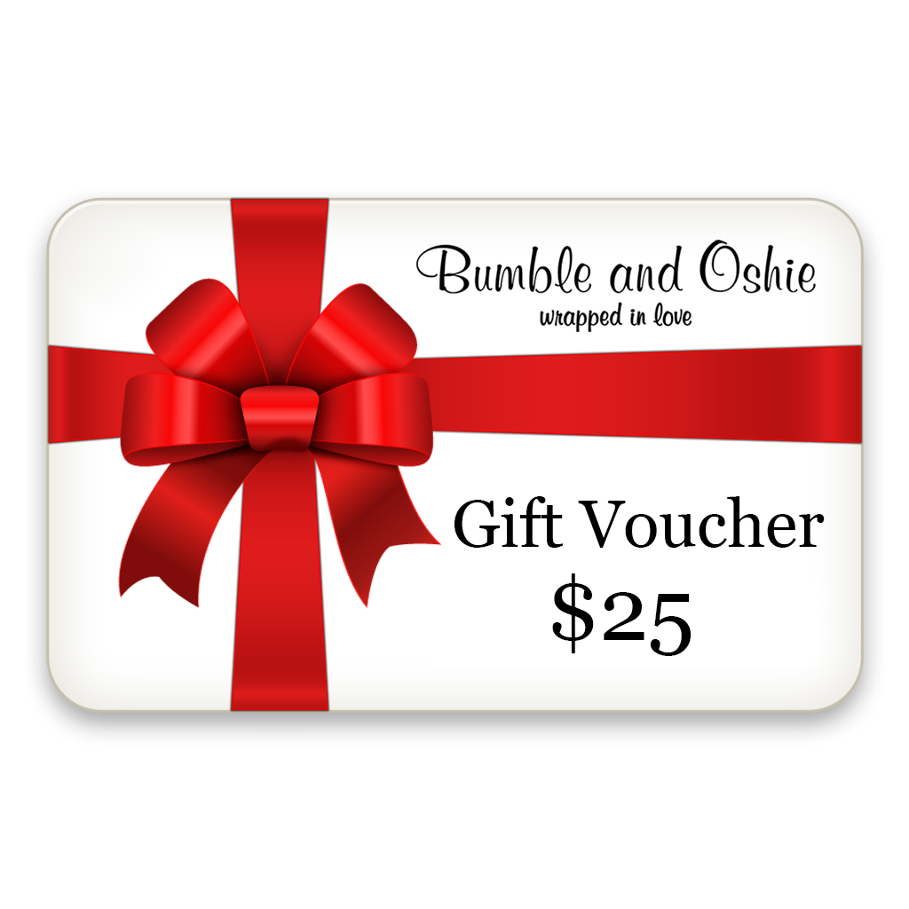 Gift Voucher 25 Bumble And Oshie